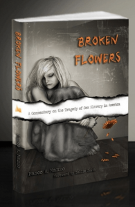 broken flowers photo